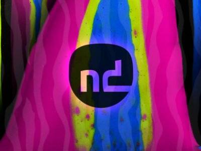 Die erste Neondruckerei der Welt